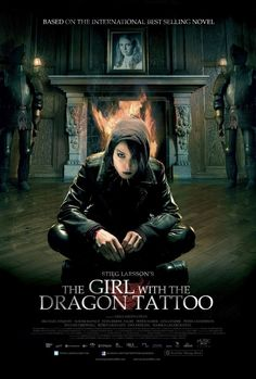 The Girl With the Dragon Tattoo.  (See the Swedish version, dubbed in English....it is the Better one.)