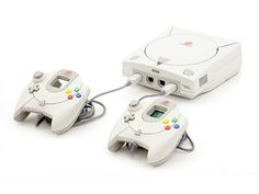 Dreamcast Video Game Console, 1998