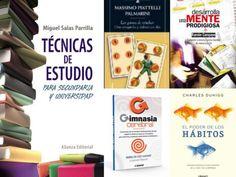 Los mejores 5 libros que enseñan a estudiar (y motivarse)