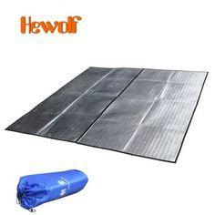 Hewolf 77Inch x 77Inch Aluminum Foil Mat Tent Footprint Waterproof Sleeping Pads Rain Shelter for C&ing  sc 1 st  Pinterest & Nikwax Tent And Gear Solarproof Spray-on Tent Waterproofer - 0.5lt ...