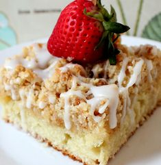 Martha and Cake Boss = The PERFECT Crumb Cake...this one is just super delicious...a great Mother's day breakfast ; )