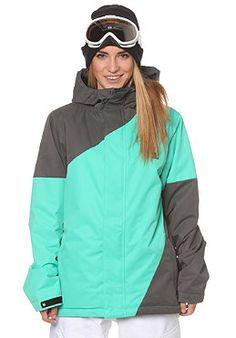 DC Womens Fuse Jacket 2013 arcadia green 106.95