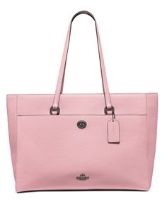 Coach Tote Bags, Coach Purses, Laptop Bag For Women, Laptop Sleeves, Zip, Leather, Products, Coach Purse, Gadget