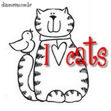 selinho I Love Cats