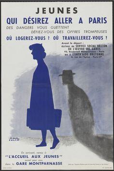 """""""jeunes qui désirez aller à Paris... des dangers vous guettent..."""" #MusHalloween Illustrations Posters, Animation, Lafayette, History, Movie Posters, Action, Vintage, Art, Normandie"""