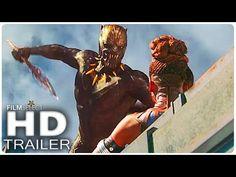 Film Trailer 电影预告片: BLACK PANTHER International Trailer 3 (Marvel 2018...