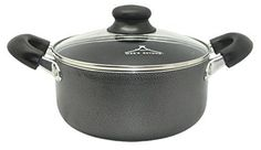 Wees Beyond 627928 NonStick stock Pot 8 quart Black -- Read more reviews of the product by visiting the link on the image.