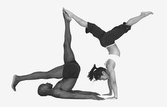 Acroyoga!  My current obsession and first pin.  Hope it works.