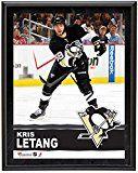 Kris Letang Penguins Plaque