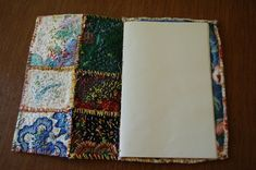 Teesha Moore Fabric Art Journals