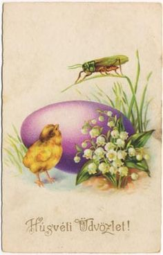 Stamps, coins and banknotes, postcards or any other collectable items are on Delcampe! Stamp, Painting, Postcards, Heaven, Easter, Art, Craft Art, Sky, Stamps