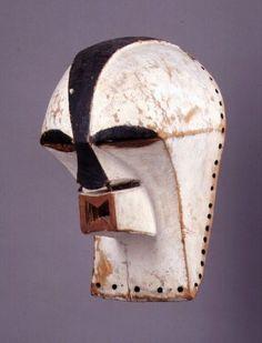 Songye Kifwebe Mask. D.R. Congo