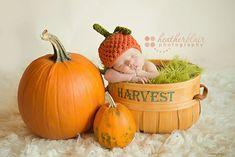 Newborn boy pumpkin hat baby boy pumpkin photo prop infant boy pumpkin photography prop halloween crochet knit on Etsy, $26.00