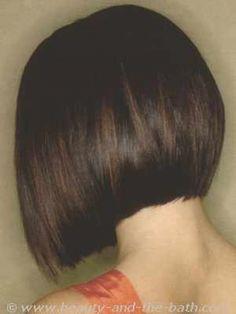 back view of bob haircuts - Google Search