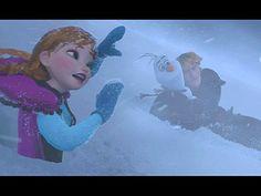 'Frozen' movie trailer - media literacy