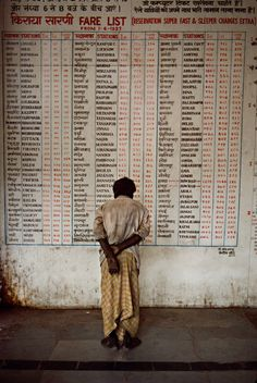 Steve McCurry.  Bombay, India, 1993