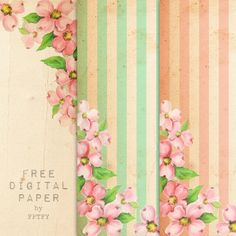 free digital scrapbooking paper by FPTFY web ex