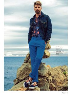 Pepo Marquez for DT Lux Magazine May 2014