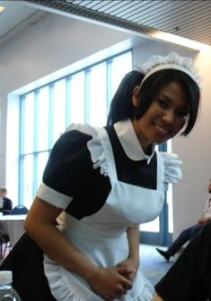 Maid Outfit, Maid Dress, Spring Spa, Staff Uniforms, Maid Cosplay, Maid Uniform, Sissy Maid, Workwear, Blouse
