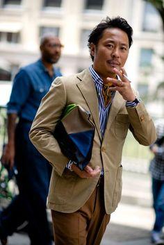 Paris Men's Fashion Week SS18: the strongest street style   British GQ