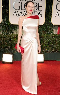 angelina jolie in atelier versace at golden globes 2012, Not a fan of her but great choice.  She looks amazing.
