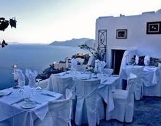Ambrosia Restaurant Santorini Greece