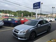 Cars for Sale: Used 2014 Subaru Legacy in 2.5i Premium, West Springfield MA: 01089 Details - Sedan - Autotrader