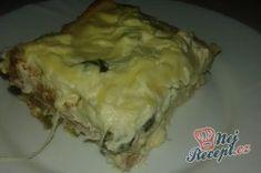 Slaný toustový koláč se šunkou a sýrem | NejRecept.cz Cabbage, Pizza, Meat, Vegetables, Desserts, Food, Bruschetta, Grated Cheese, Top Recipes