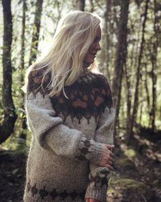 Da var #villmarksgenseren levert til @iks04 😀 #alafosslopi#alafoss#strikk#strikking#knit#knitting#strikkedilla#strikkibruk