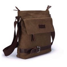 3e42f05735 2017 New Men Canvas Casual Bag Multi-purpose Fashion HandBags Office Single Shoulder  Bags Bolsa Masculina Portefeuille Homme