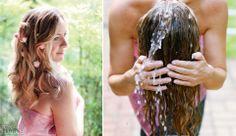 Visão La Flora: Receitas para ter cabelos macios e brilhantes