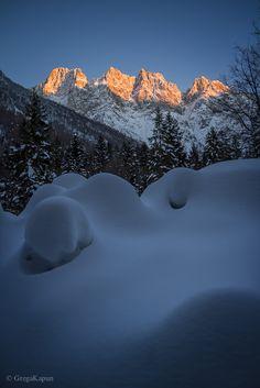 Julijci / Julian Alps Jesenice, Eslovenia