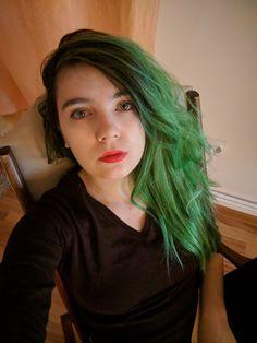 green hair girl from Moldova Green Hair Girl, Moldova, Girl Hairstyles, Archive, Long Hair Styles, Beauty, Long Hairstyle, Long Haircuts, Long Hair Cuts