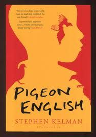 Pigeon English by Stephen Kelman Hardcover - Large Print 2011 NEW Pigeon, Reading Lists, Book Lists, Books To Read, My Books, Emma Donoghue, Love Letters, Book Review, The Book