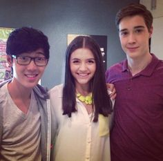 The new sophmores :) #Degrassi  #DegrassianQueen