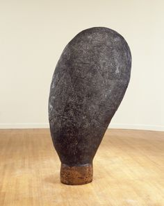 "Martin Puryear [USA] (b ~ ""Untitled"". Martin Puryear, Hans Arp, Cindy Sherman, Black And White Abstract, Museum Of Fine Arts, Conceptual Art, Cool Artwork, Installation Art, Ceramic Art"