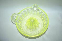 Glass Citrus Reamer