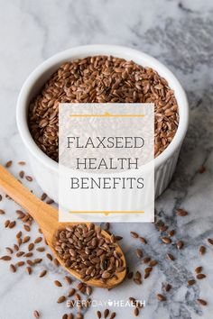#Flaxseed is now considered a staple in the #nutrition world.