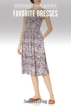 A dress that can be worn on date night and to church is an automatic winner in our books. If you're still on the hunt for your next go-to dress, there are plenty of affordable options to choose from on Amazon— many of which have our blessing. #southernstyle #southerndresses #bestdresses #dresses #fashion #southernliving