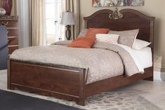 Naralyn Queen Size Bed