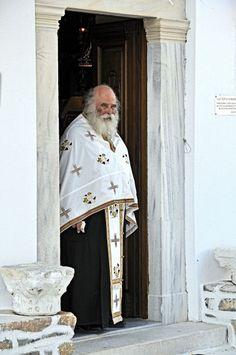 The priest Athens Greece, Greek Islands, Priest, Beautiful Images, Nostalgia, Bell Sleeve Top, Heart, Women, Greek Isles