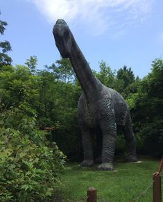 These 10 Strange Statues in Louisiana Will Leave you At A Loss For Words Road Trip Across America, Plastic Dinosaurs, Summer Travel, Prehistoric, Louisiana, Trip Advisor, Abandoned, Garden Sculpture, Elephant