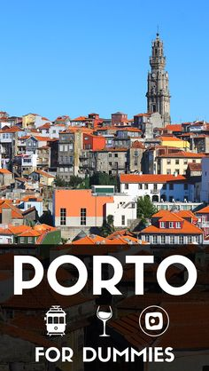 What to do and see in the majestic city of Porto, Portugal, where I lived for 6 months. Explore Porto like a local!    @visitporto #Porto #Portugal #VisitPorto