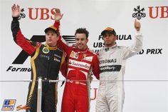 Formule 1 Grand Prix van China 2013 Foto's