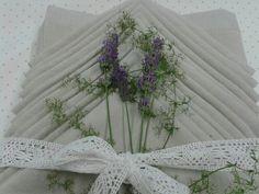 Tovaglie di lino