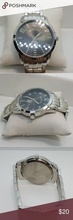Us polo Asso watch Us polo Asso watch stainless steel US Polo Ass Accessories Watches