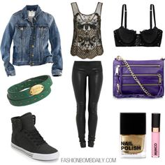 71fc30b86e9b Winter 2013 Style Inspiration  What to Wear to a Rihanna Concert caaannt  wait!