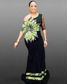 Get your patch on with these lovely creative patched Ankara styles - Wedding Digest Naija African Inspired Fashion, Latest African Fashion Dresses, African Dresses For Women, African Print Fashion, Africa Fashion, African Attire, African Wear, African Women, African Prints