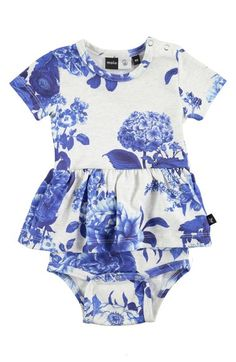 molo 'Frannie' Bodysuit (Baby Girls) available at #Nordstrom