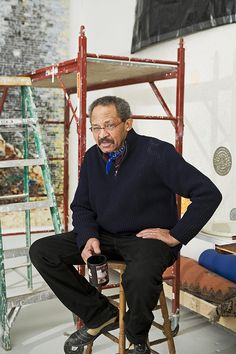 Opening-Day Artist Talk: Jack Whitten — Walker Art Center